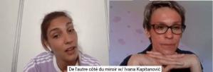 L'autre côté du miroir (Ivana Kapitanovic)