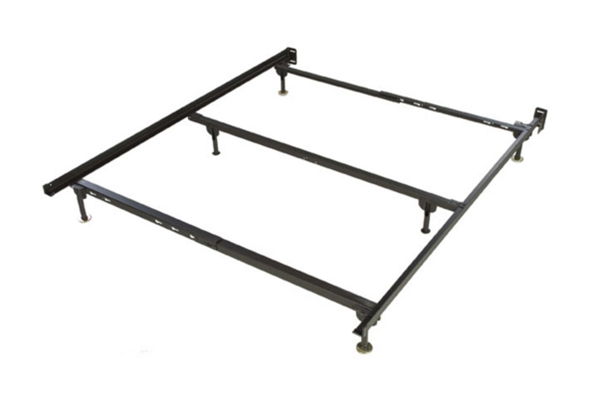 Queen Metal Bed Frame At Gardner-White