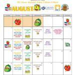 August 2019 – Family Resource Center Calendar