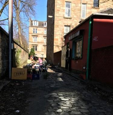 Peña Cafe in Eton Lane