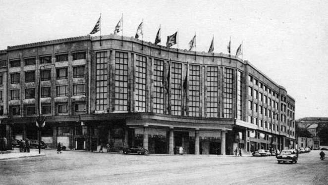 gare centrale de Bruxelles
