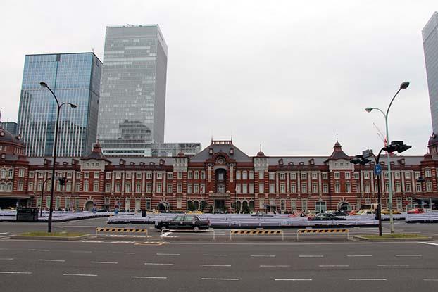 gare centrale de Tokyo