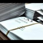 Fundraising Appeal Envelope