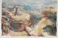 Canyon painting 5