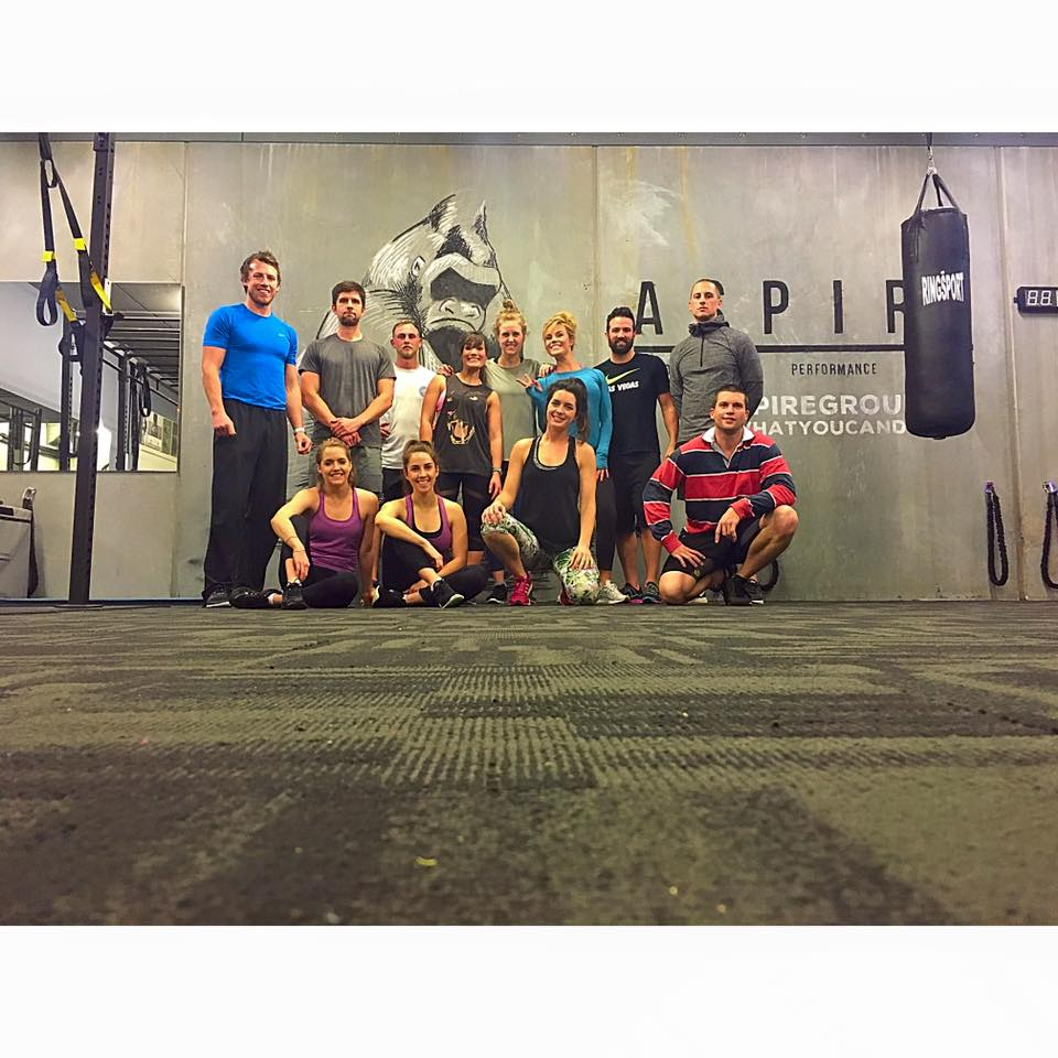 Aspire Strength Club