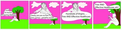 Free & Effective Healthcare