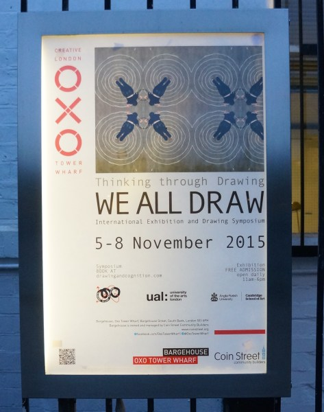 We All Draw Poster 2015