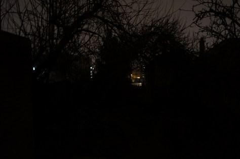 Lampost Garden Off