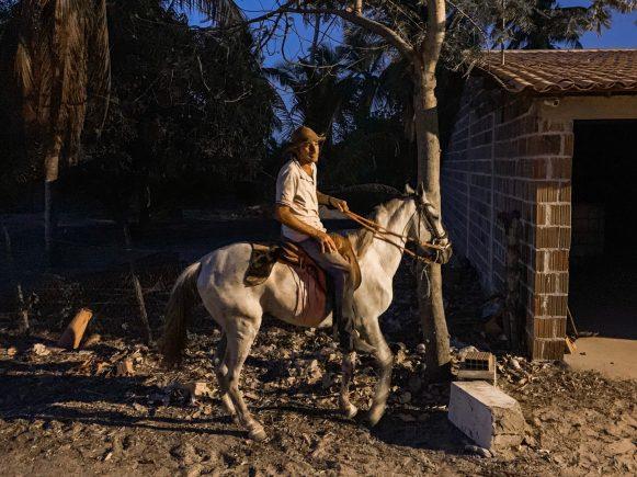 passeio leste jericoacoara andar a cavalo