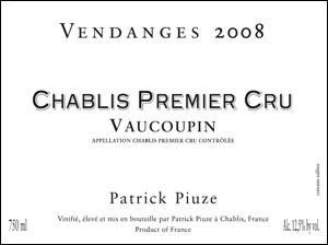 piuze vaucoupin 2008