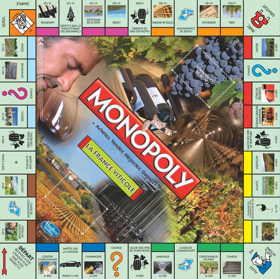 wine monopoly