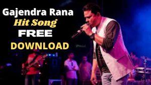 Gajendra Rana Garhwali Songs