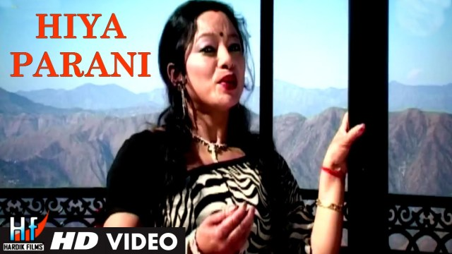 Chandri Tera Gaun | Hiya Parani | Garhwali Video Song Preetam Bharatwan & Meena Rana