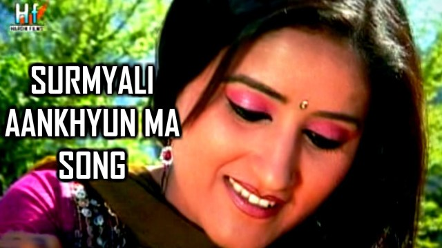 Surmyali Aankhyun Ma – New Garhwali Video Song 2014 – Ravani Ki Rajula