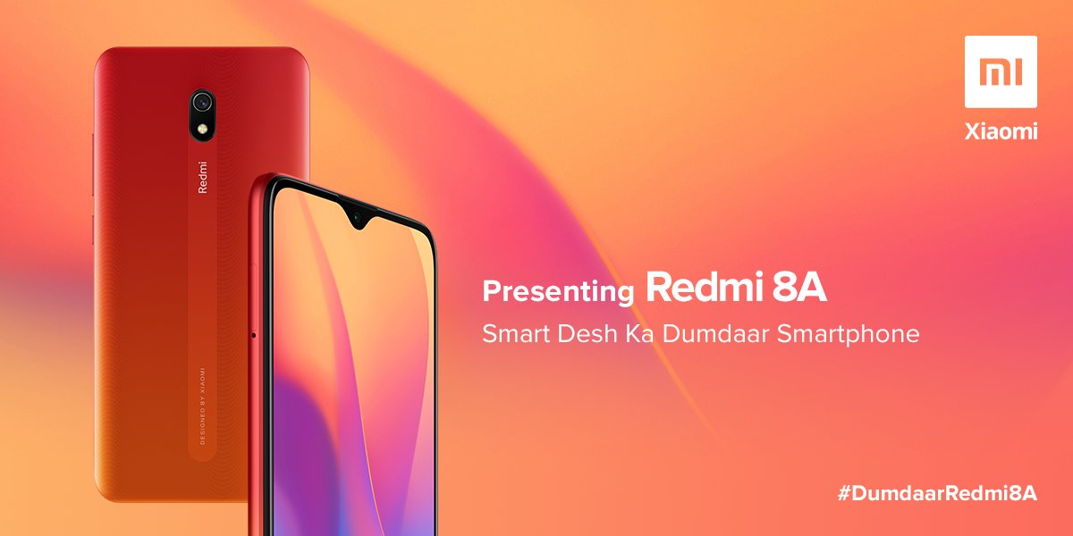 Redmi 8A Is A DumDaar Choice At Just Rs. 6,499, See Full Specifications | GarimaShares