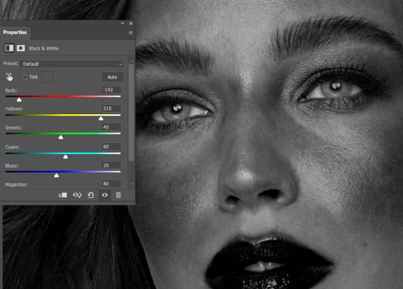 skin retouching in photoshop, high end retouching in photoshop, frequency separation tutorial, how to do skin retouch, how to do frequency separation,