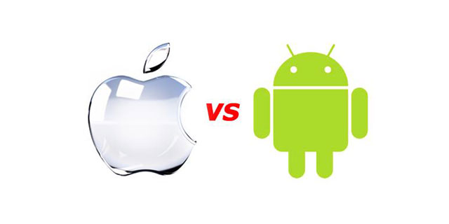 android atau iphone