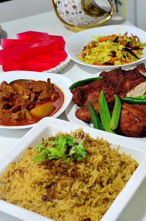 Jom Masak Nasi Ganja atau Nasi Vanggey