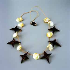 Alan Preston - Star Necklace, 1985 (from Between Tides exhibition)