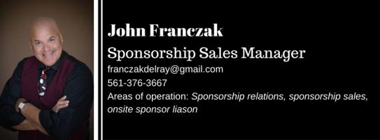 John Franczak card