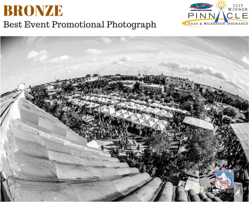 Bronze - Best Event Promotional Photograph - GF