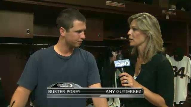 ESPN, SportsCenter and Buster Posey   (1/3)