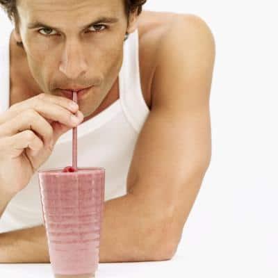 testosterone boosting smoothie