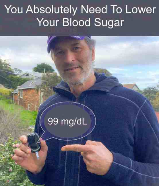 lower your blood sugar