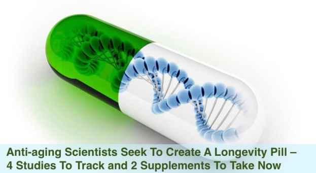 A longevity pill is near