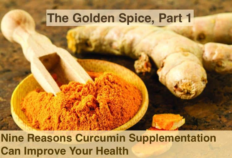 curcumin supplementation improves your health