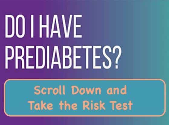 Take the Prediabetes Quiz
