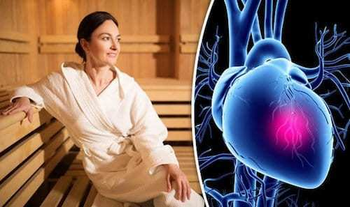 Rhonda Patrick, longevity researcher says regular sauna use improves heart health
