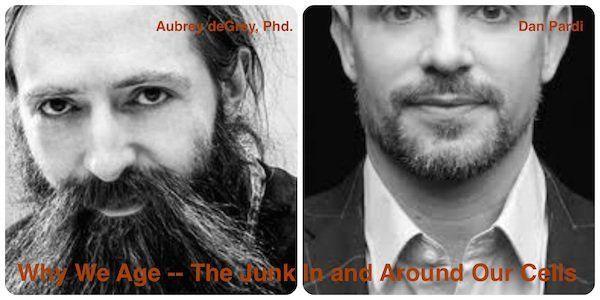 Aubrey deGrey why we age