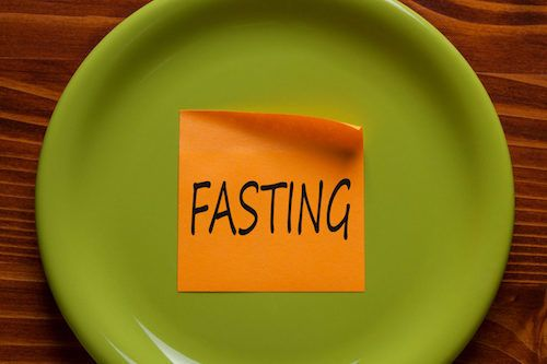 Fasting is one of several anti-aging interventions