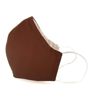 Adult Mask – Chocolate Brown