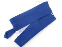 Mask EZ Care Bag ™ – Sapphire Blue Solid