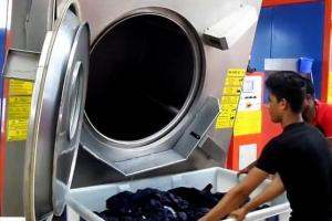 Garment wash or Garments washing process