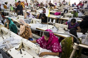 Readymade Garments Industry of Bangladesh