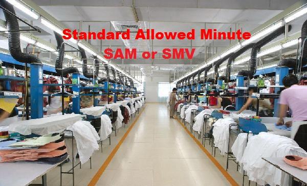 Standard Allowed Minutes (SAM)