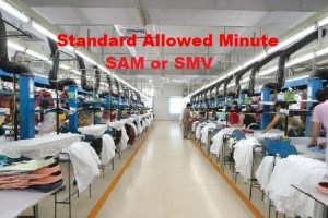 Standard Allowed Minutes (SAM)
