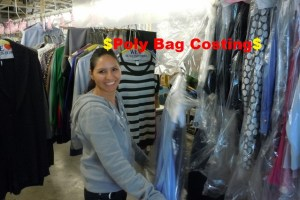 poly bag costing