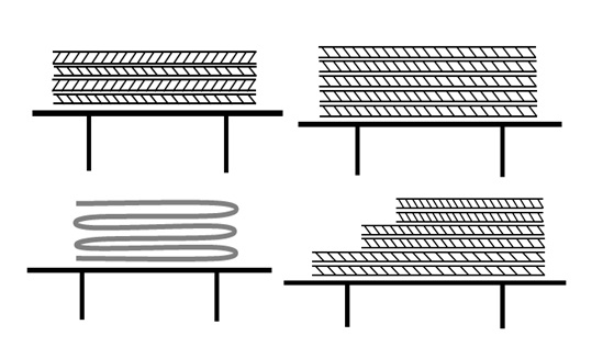 Fabric Lay