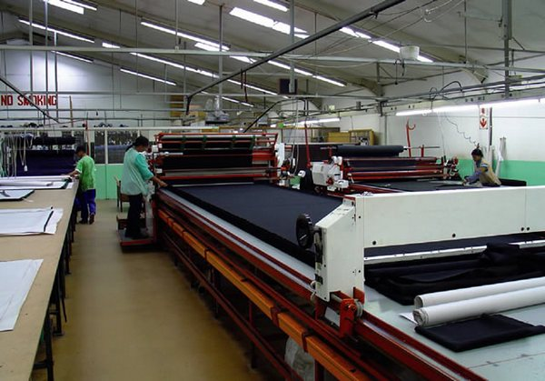 Fabric Spreading in Garments Industry