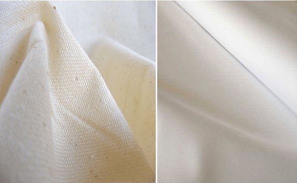 Greige and RFD Fabric