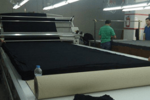 Fabric spreading in Apparel Industry