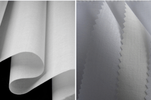 Interlining used in apparel industry