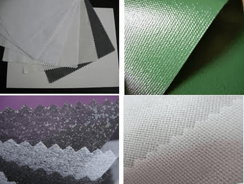 Fusible interlining