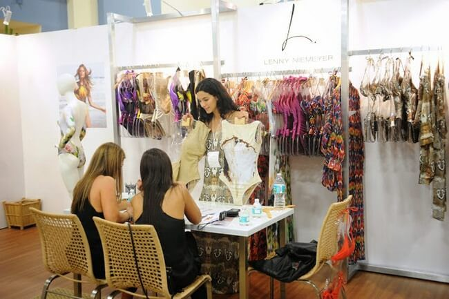 Garment buyer negotiation by merchandiser