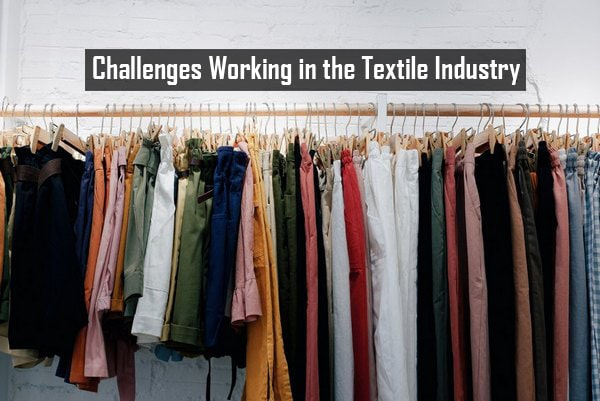 Working in the Textile Industry