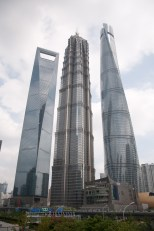SWFC-Jinmao Tower-Shanghai Tower